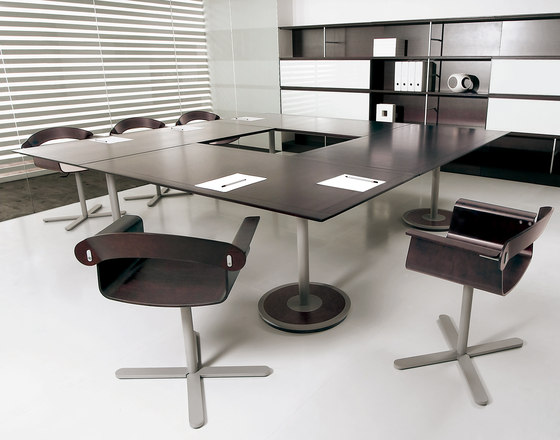 Capital2 by ULTOM ITALIA | Conference table systems