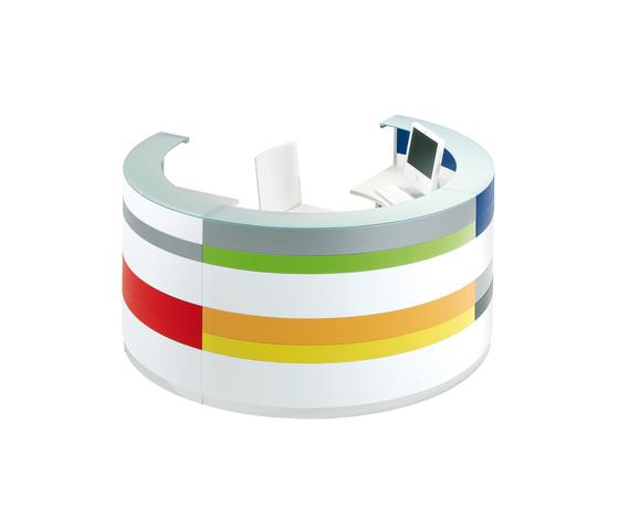 Twist by ULTOM ITALIA   Reception desks
