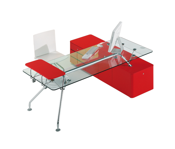 Prospero Office by ULTOM ITALIA | Individual desks