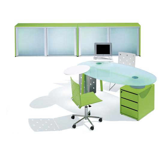 Isotta by ULTOM ITALIA | Individual desks