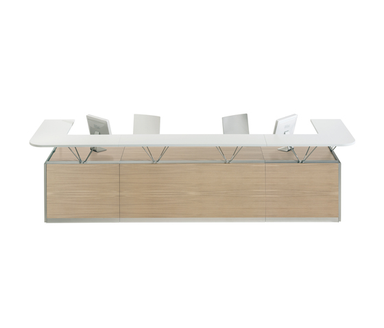 Can I help you by ULTOM ITALIA | Reception desks