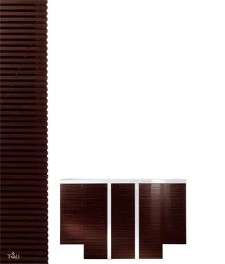 Tau by ULTOM ITALIA | Cabinets