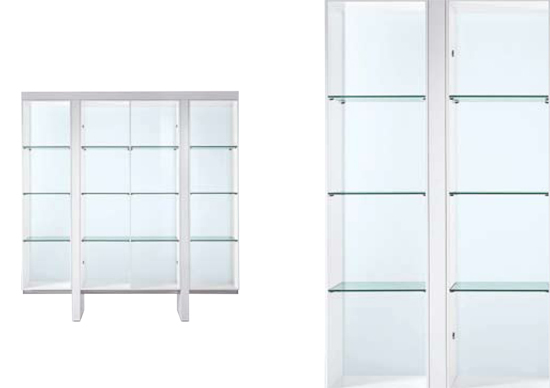 Tau by ULTOM ITALIA | Office shelving systems