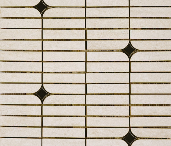 Mosaico Bósforo Blanco by VIVES Cerámica | Mosaics