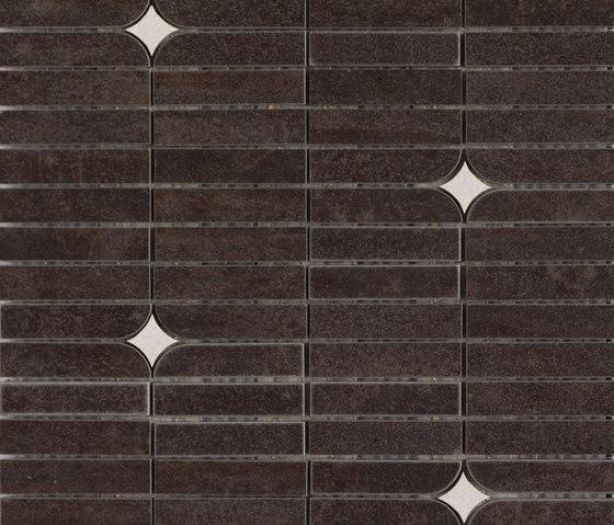 Mosaico Bósforo Negro by VIVES Cerámica   Ceramic mosaics