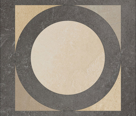 Cantonera Composición Crozat by VIVES Cerámica | Floor tiles