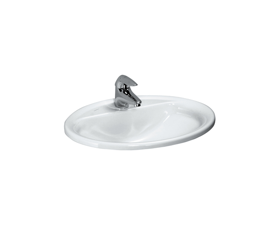 LAUFEN Pro B | Drop-in washbasin by Laufen | Wash basins