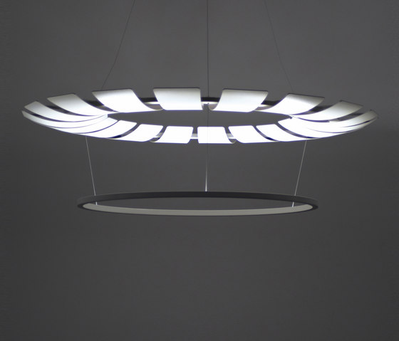 Aletta by Sattler | Suspended lights