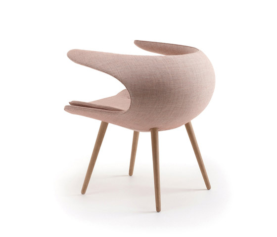 Frost Chair di Stouby | Sedie visitatori