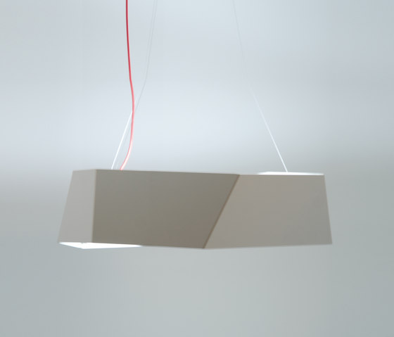Angolo Pendant light by Sattler | General lighting