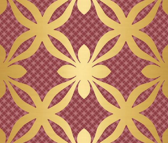 Lyme Gold Borgoña von VIVES Cerámica | Keramik Fliesen