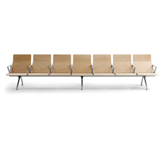 Avant Wood by actiu | Waiting area benches