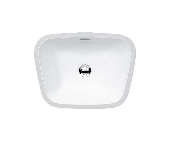 Modernaplus | Built-in washbasin by Laufen | Wash basins