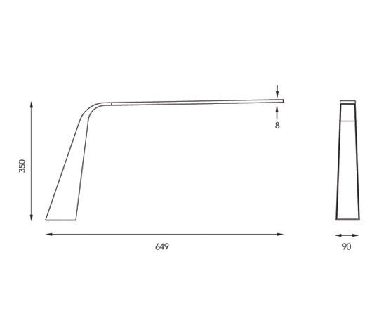 Kiwi Table von ateljé Lyktan | Allgemeinbeleuchtung