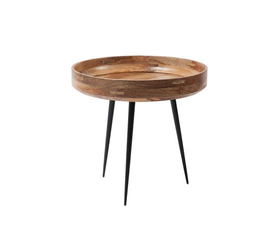 Bowl Table small de Mater | Mesas auxiliares