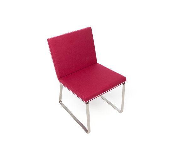 Easy Chair Felt by Odesi | Visitors chairs / Side chairs