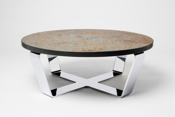 Slate Table Brasil | Coffeetable de Edition Nikolas Kerl | Mesas de centro