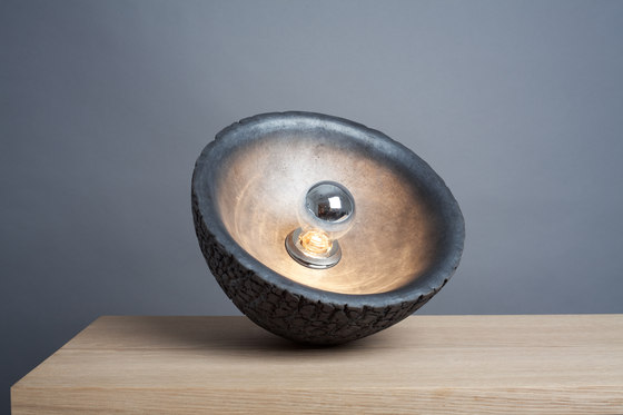 Tortoise | Table light di Edition Nikolas Kerl | Bowls