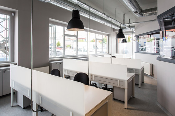 Domino by ERSA | Desking systems