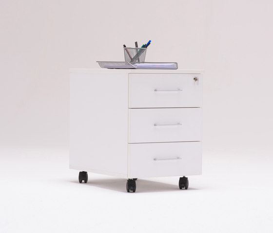 Domino Storage by ERSA | Pedestals