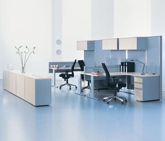 Duo von ERSA | Büroschränke