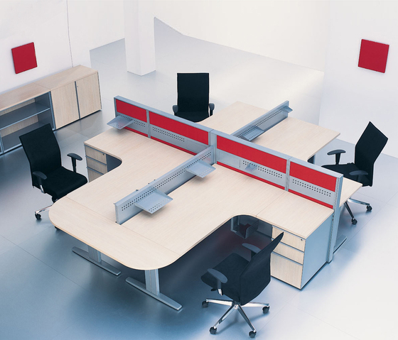 Duo by ERSA | Desking systems