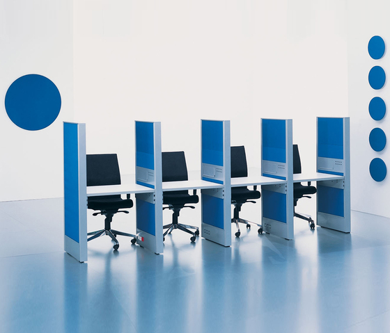 Duo* by ERSA | Seminar table systems