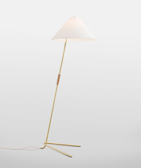 Hase BL Floor Lamp by Kalmar | Free-standing lights