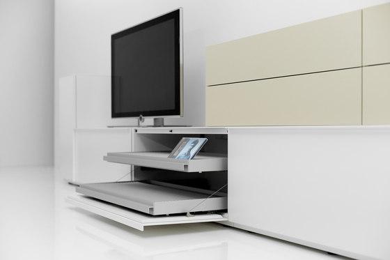 Alea 11.024 by Kettnaker | Multimedia sideboards