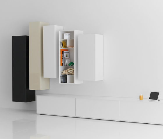 Alea 11.029.1 by Kettnaker | Wall storage systems