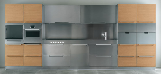 Artusi by Arclinea | Compact kitchens