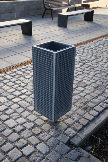 nanuk Litter bin di mmcité | Cestini spazzatura