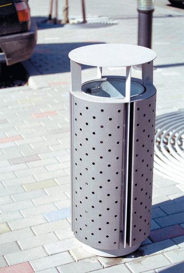 diagonal Litter bin de mmcité | Cubos de basura