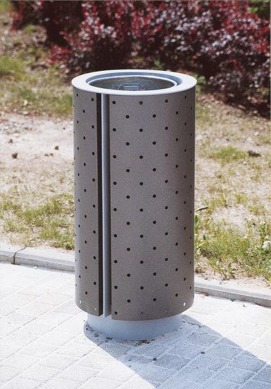 diagonal Litter bin di mmcité | Cestini spazzatura