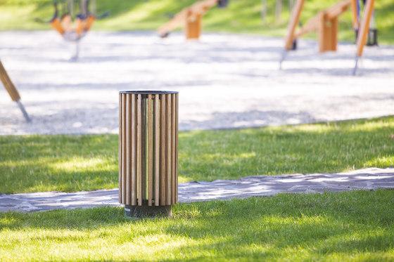 diagonal | Litter bin di mmcité | Cestini spazzatura