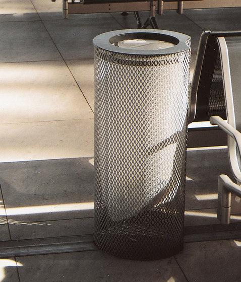 aeroporto Litter bin by mmcité | Exterior bins