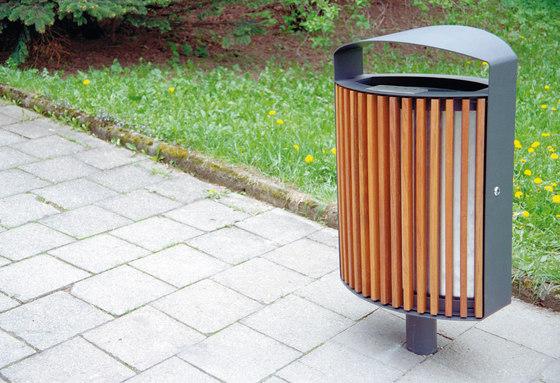lena Litter bin by mmcité | Exterior bins