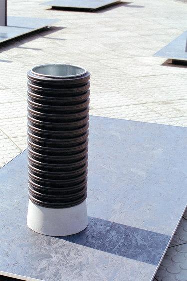 cylindre Litter bin di mmcité | Cestini spazzatura