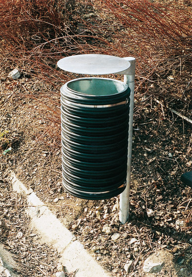 cylindre Corbeille de mmcité | Corbeilles