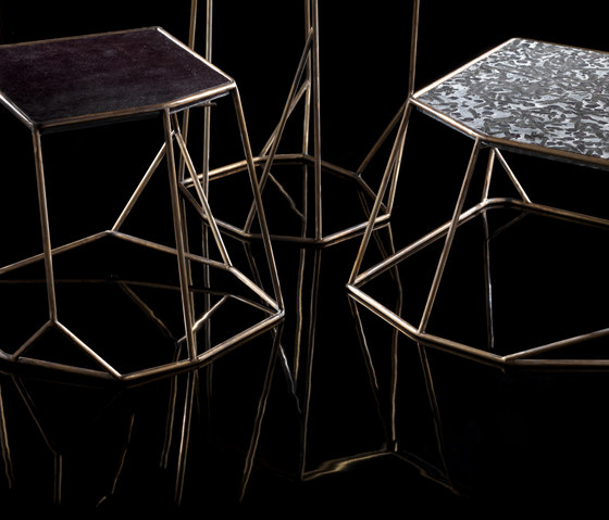 W Table de HENGE | Tables d'appoint