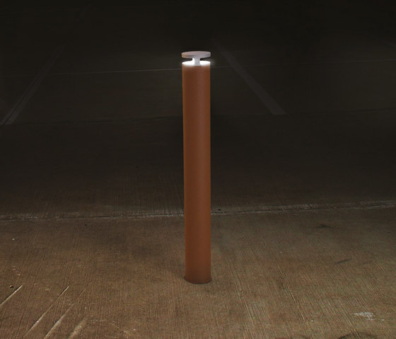 donat | Illuminated bollard by mmcité | Bollard lights