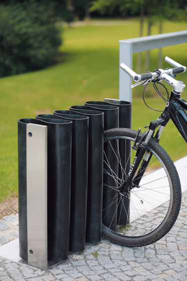 meandre | Bicycle stand by mmcité | Bicycle stands