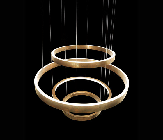Light Ring Medium di HENGE | Illuminazione generale