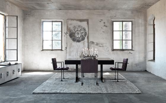 Diamond Tavolo Fisso by HENGE | Dining tables