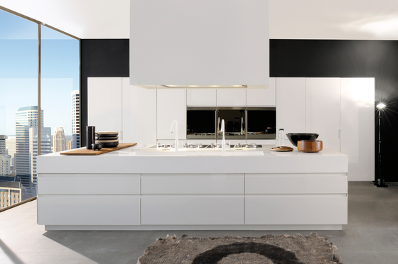 Convivium by Arclinea | Fitted kitchens