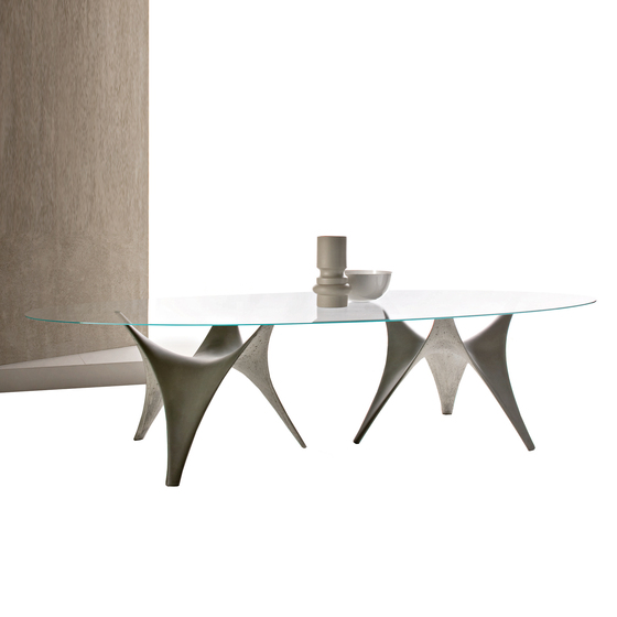 Arc by Molteni & C | Meeting room tables
