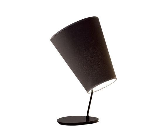 SOIHTU table black von LND Design | Allgemeinbeleuchtung