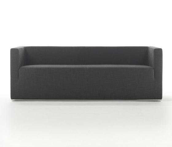 Ascot Low Sofa by Giulio Marelli | Lounge sofas