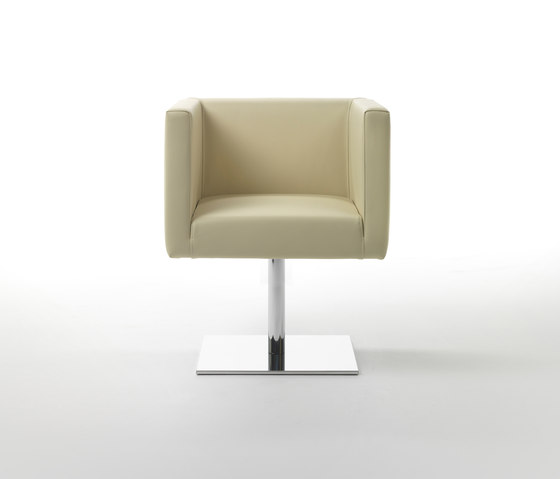 Ascot Mini Armchair by Giulio Marelli | Visitors chairs / Side chairs