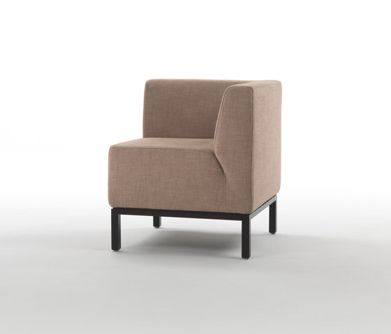 Ascot Comp Armchair by Giulio Marelli | Modular seating elements